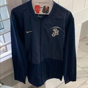 Men's St. John Bosco Nike dri-fit  jacket